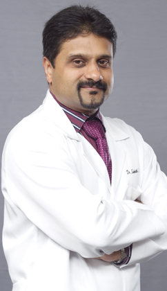 Dr. Sukrith Shetty
